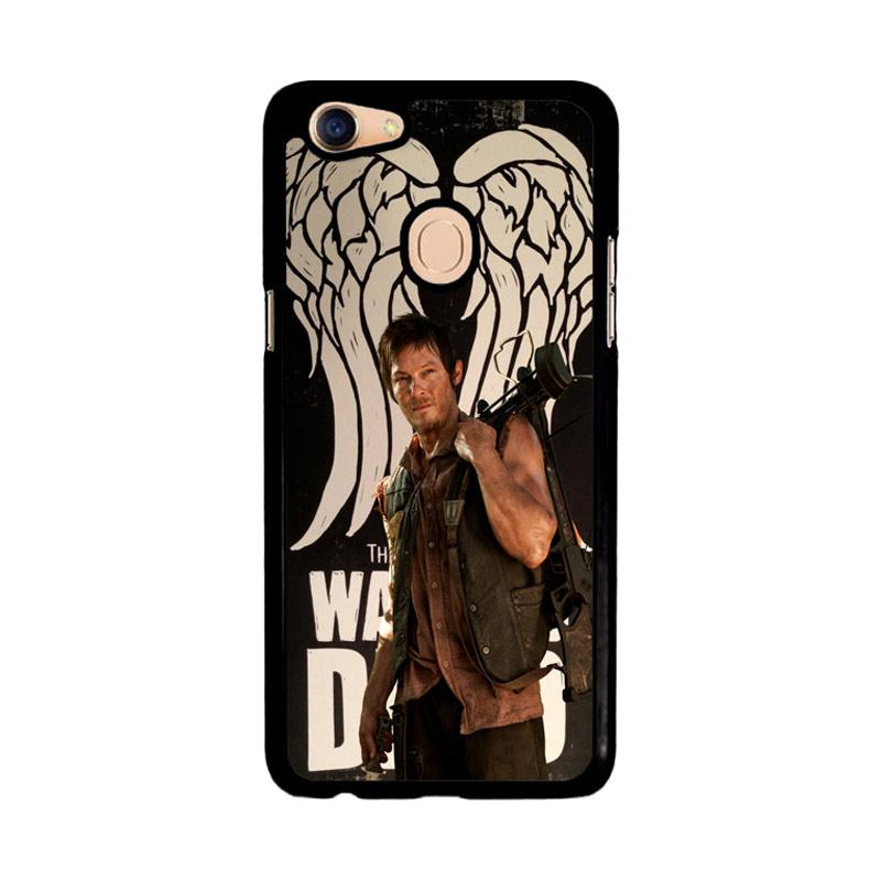 Flazzstore The Walking Dead Daryl Dixon Wings Z2791 Custom Casing for Oppo F5