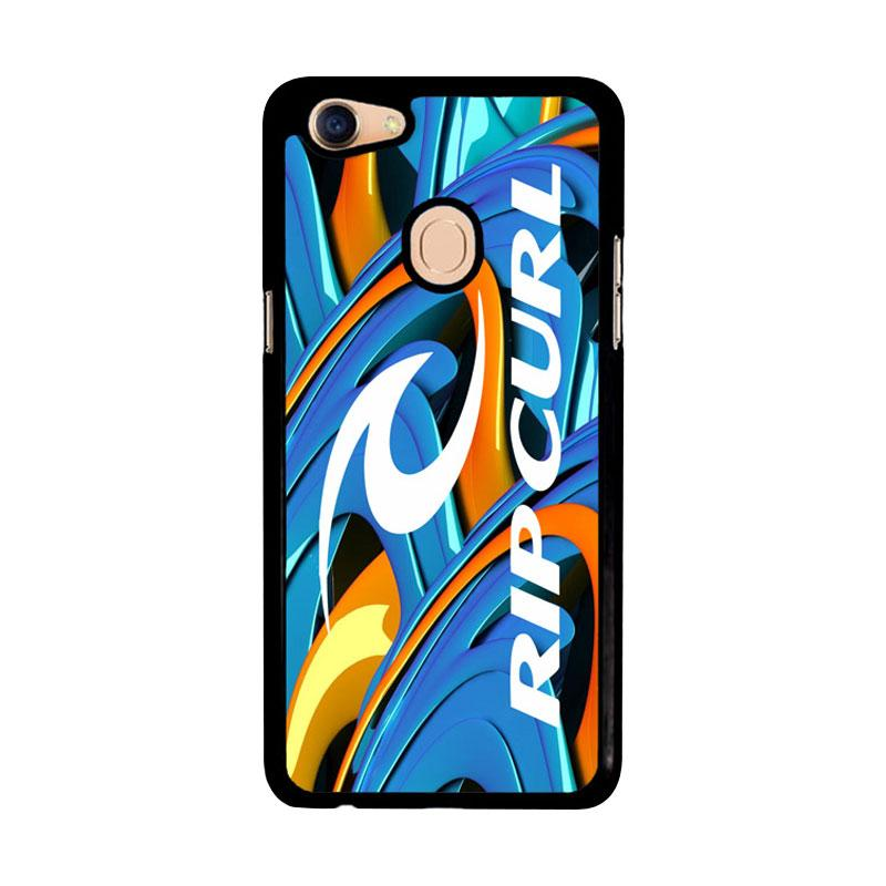 Flazzstore Rip Curl Logo Z3299 Custom Casing for Oppo F5