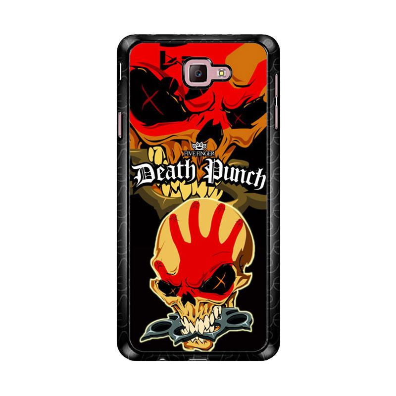 Flazzstore Five Finger Death Punch Z3324 Custom Casing for Samsung Galaxy J7 Prime