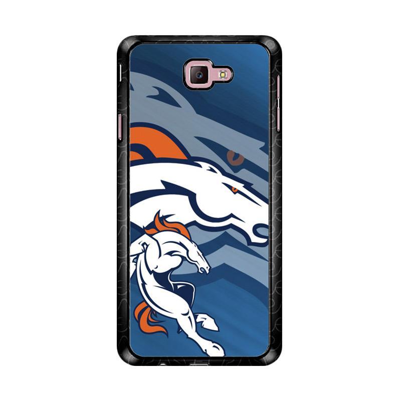 Flazzstore Broncos Denver Z3364 Custom Casing for Samsung Galaxy J7 Prime