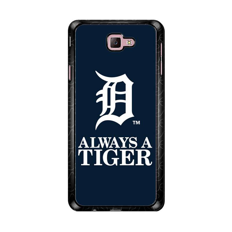 Flazzstore Detroit Tiger Z4155 Custom Casing for Samsung Galaxy J7 Prime