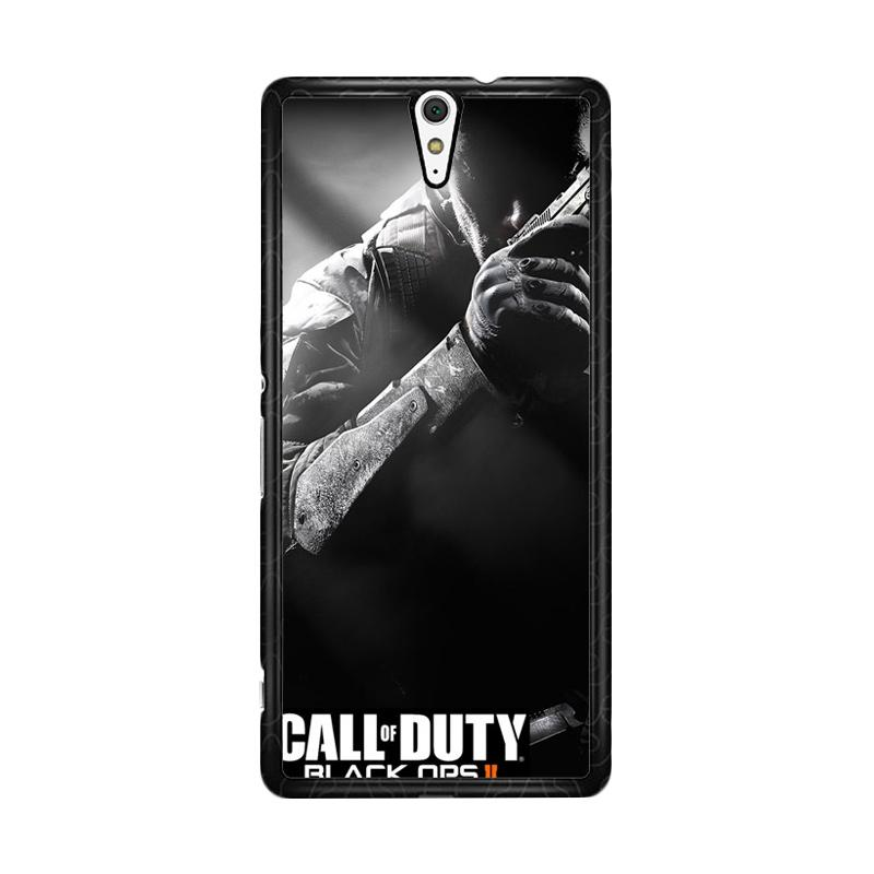 Flazzstore Call Of Duty Black Ops Ii F0348 Custom Casing for Sony Xperia C5 Ultra