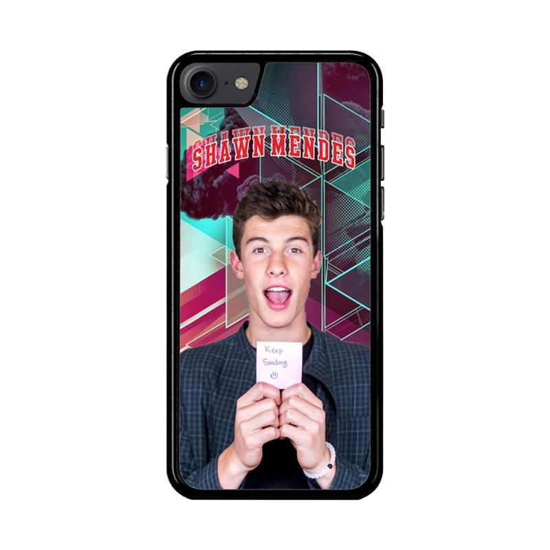 Flazzstore Shawn Mendes Triangle Background Z2106 Custom Casing for iPhone 7 or 8