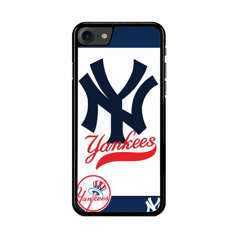Flazzstore Yankees Baseball Z3285 Custom Casing for iPhone 7 or 8