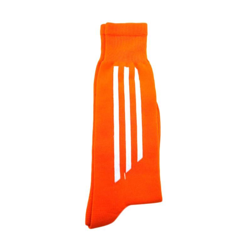 Solidex Kaos Kaki Sepakbola Anak - Orange