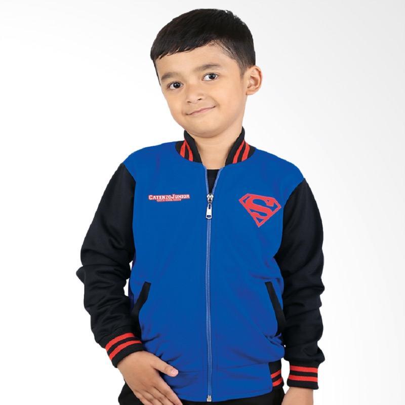 Catenzo Junior CJR CYI 163 Jaket Anak Laki Laki