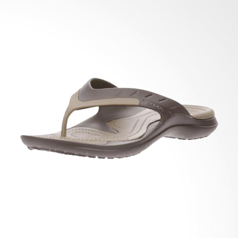 Crocs Original Modi Sport Flip Sandal Jepit Pria [20263623B]