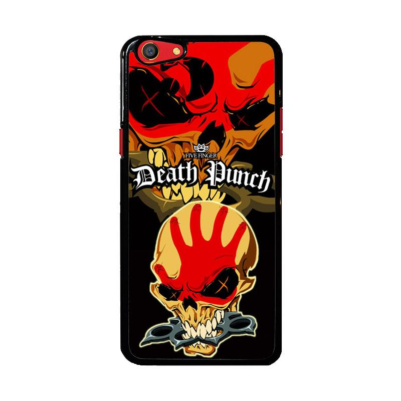 Flazzstore Five Finger Death Punch Z3324 Custom Casing for Oppo F3