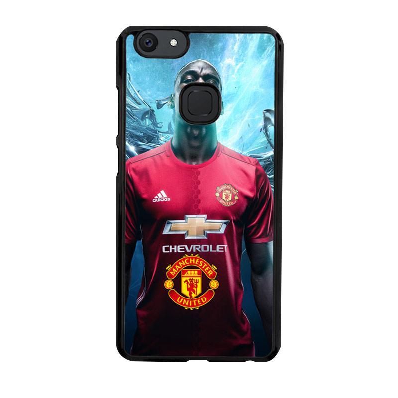 Flazzstore Paul Pogba Manchester United Z3967 Custom Casing for Vivo V7 Plus