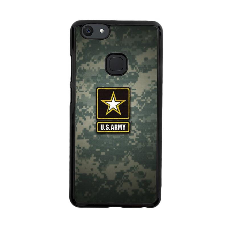 Flazzstore Us Army Z4176 Custom Casing for Vivo V7 Plus