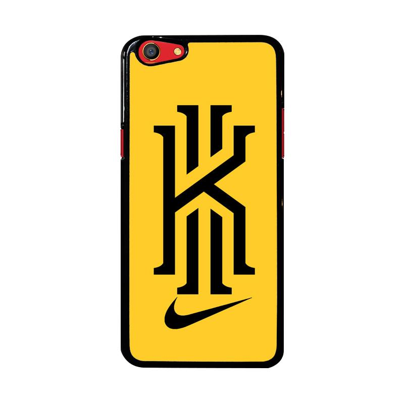 Flazzstore Kyrie Irving Nike Logo Black Z4960 Custom Casing for Oppo F3