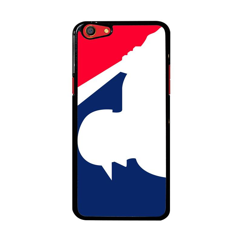 Flazzstore Major League Baseball Logo Z5054 Custom Casing for Oppo F3