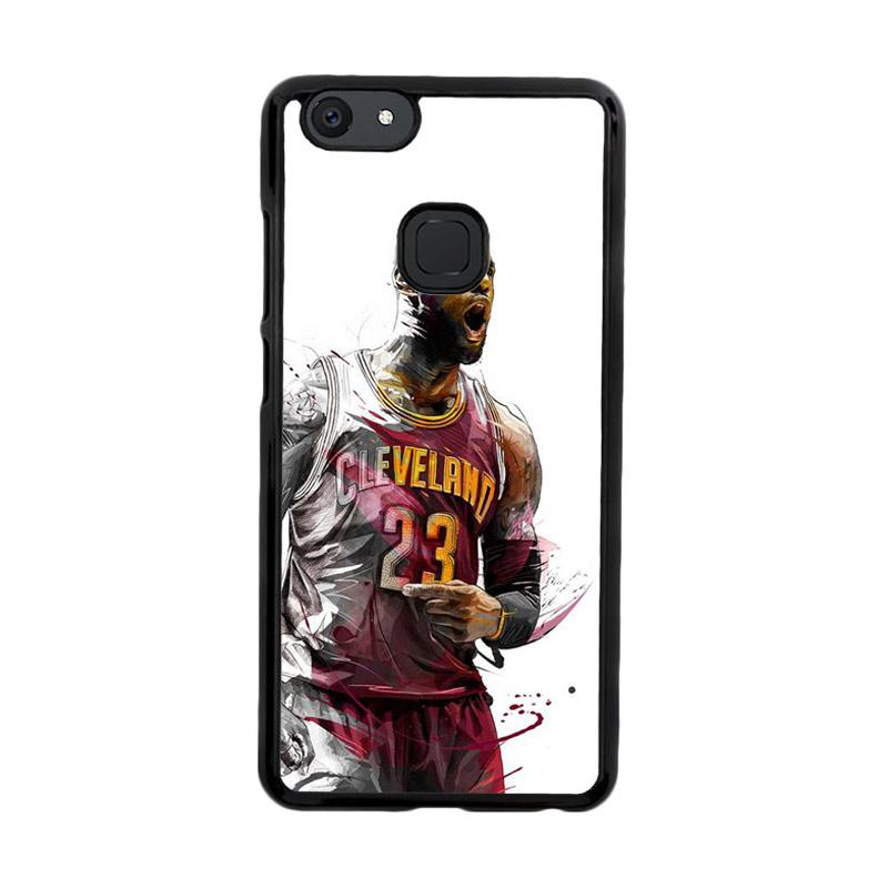 Flazzstore Lebron James Art Z4765 Custom Casing for Vivo V7 Plus