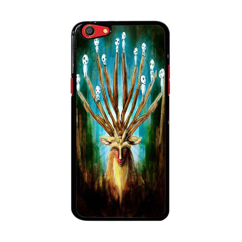 Flazzstore Princess Mononoke Deer A1387 Custom Casing for Oppo F3