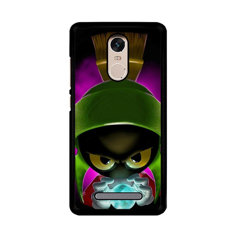 Flazzstore Marvin The Martian Painting  Z1525 Custom Casing for Xiaomi Redmi Note 3 or 3 Pro