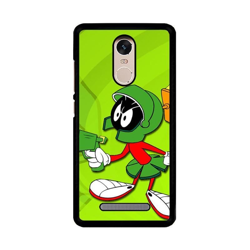 Flazzstore Marvin The Martian 2 Z1526 Custom Casing for Xiaomi Redmi Note 3 or Note 3 Pro