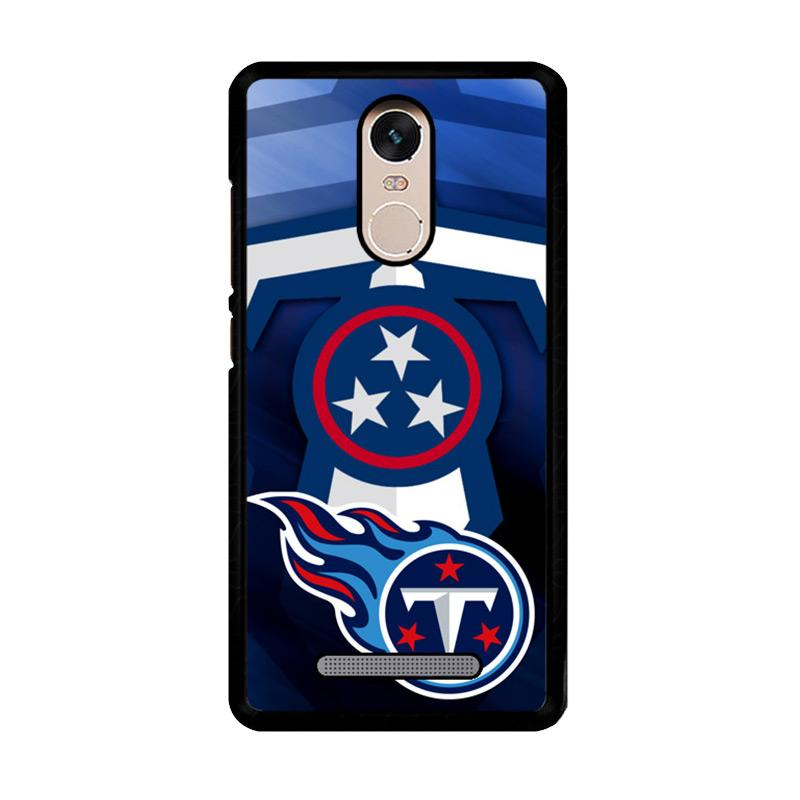 Flazzstore Tennessee Titans Z3007 Custom Casing for Xiaomi Redmi Note 3 or Note 3 Pro