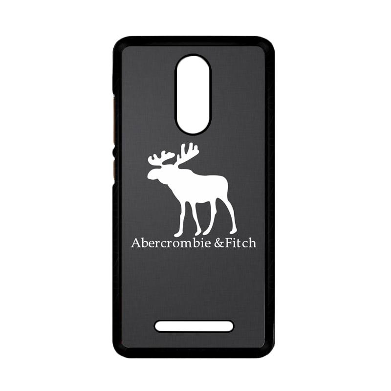 Flazzstore Abercrombie & Fitch Z3920 Custom Casing for Xiaomi Redmi Note 3 or Note 3 Pro