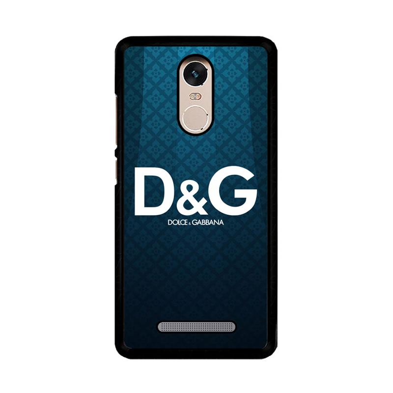 Flazzstore Dolce & Gabbana Z3921 Custom Casing for Xiaomi Redmi Note 3 or Note 3 Pro