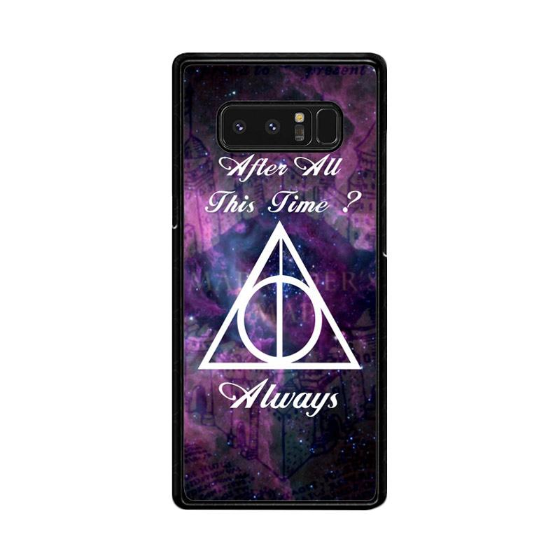 Flazzstore Severus Snape Harry Potter Z2823 Custom Casing for Samsung Galaxy Note8