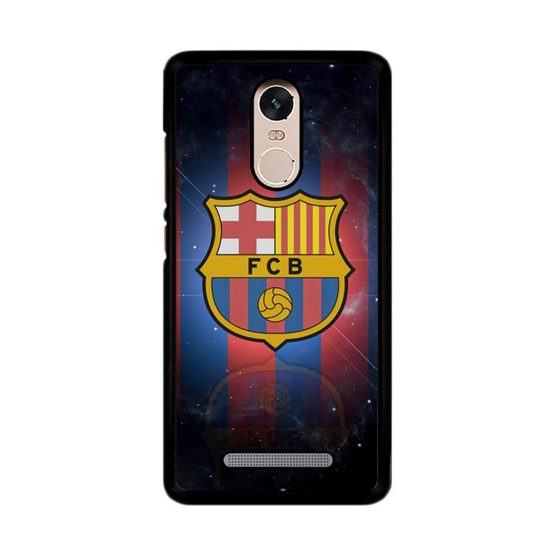 Flazzstore Barcelona Logo Galaxy Z4349 Custom Casing for Xiaomi Redmi Note 3 or Note 3 Pro