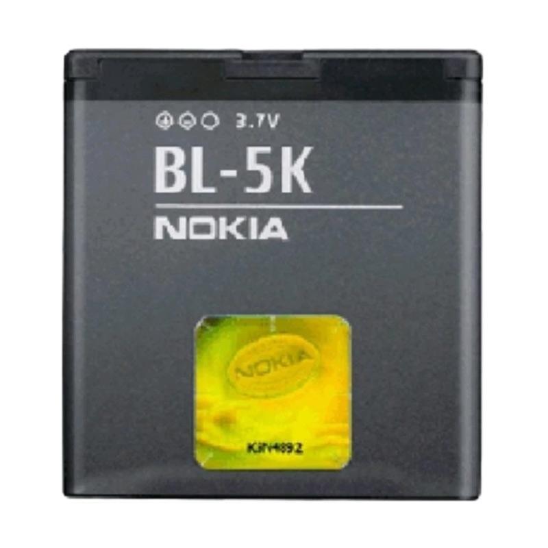 harga Nokia BL-5K Baterai for Nokia C7-00 or N85 [1200 mAh/ Original] Blibli.com