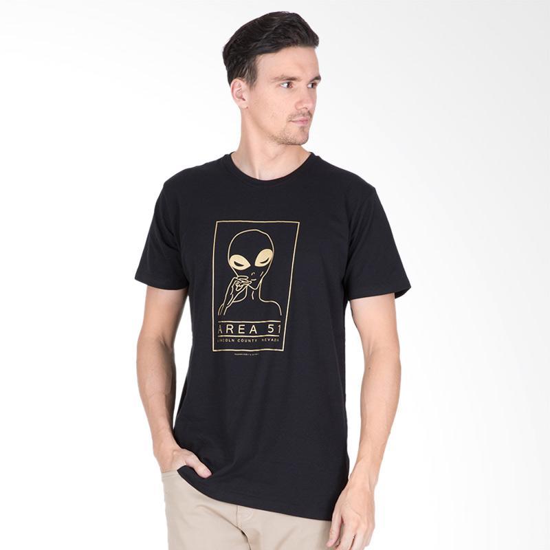 Tendencies 51 County Tshirt Pria - Black