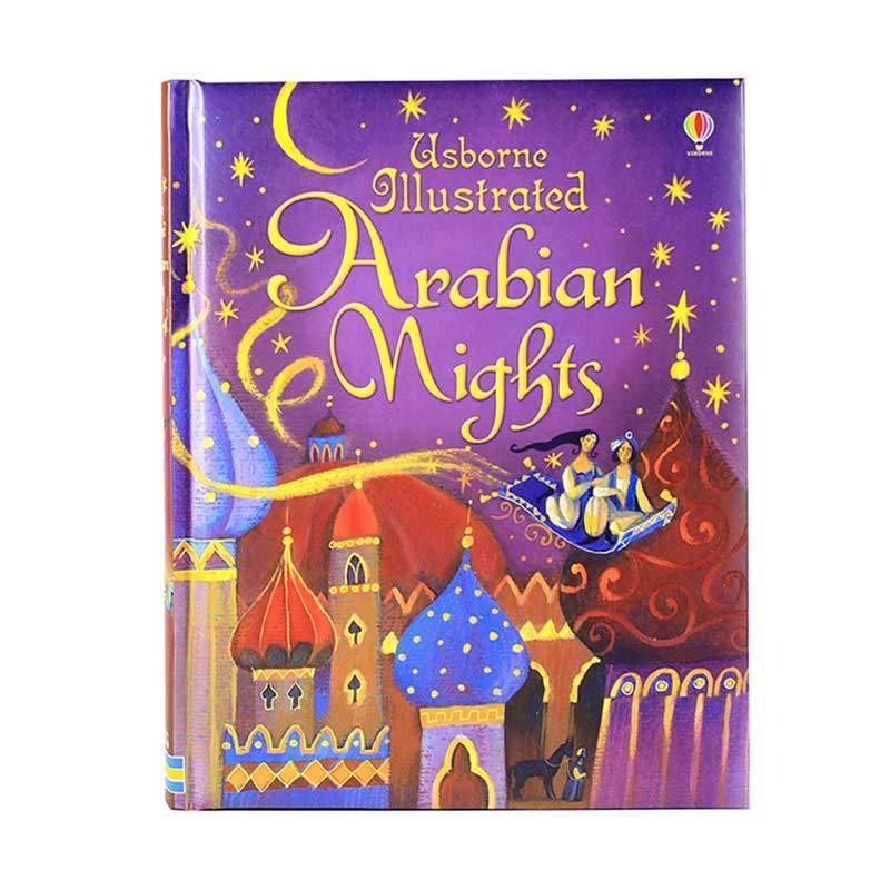 Usborne Books Illustrated Arabian Nights Buku Anak