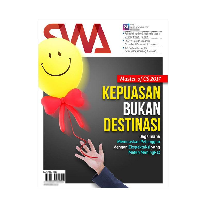 SWA Edisi 242017 Master Of CS 2017 Majalah Bisnis