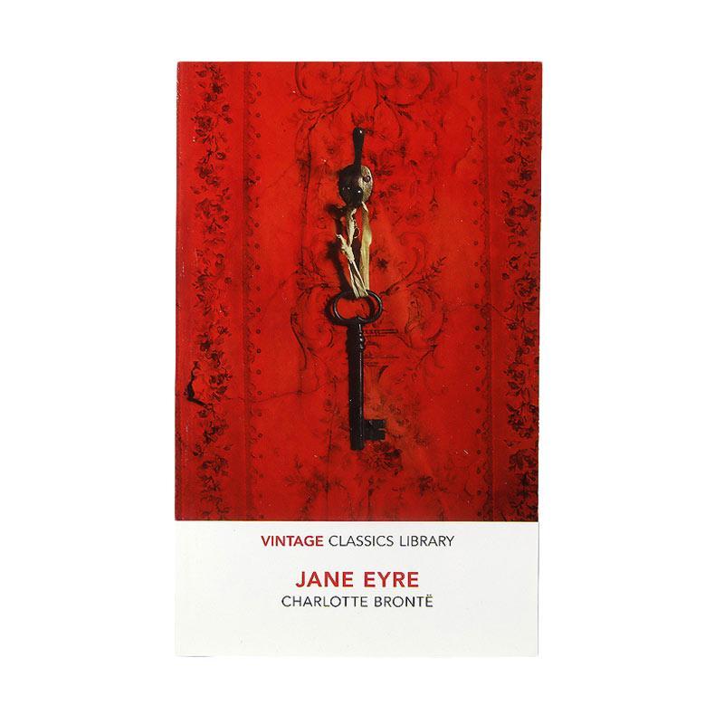 Vintage Classics Jane Eyre by Charlotte Bronte Buku Fiksi