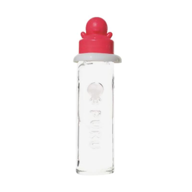 PUKU P10103 Botol Susu - Pink [240 cc]