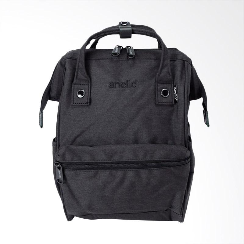 Anello HD Casual Backpack Multifungsi - Black