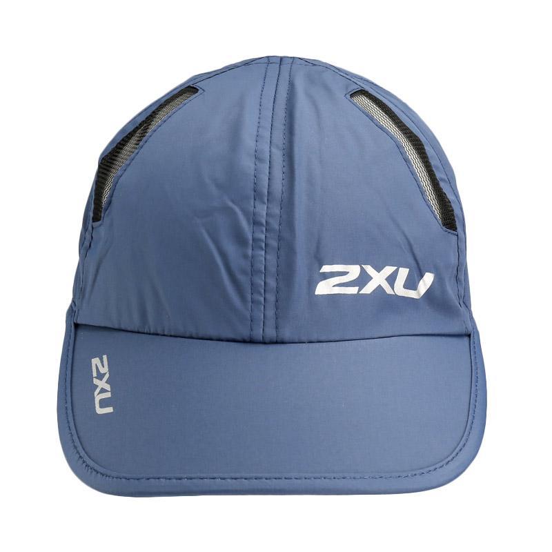 harga 2XU OSFA S17 Run Cap [UR1188F EVB/EVB] Blibli.com