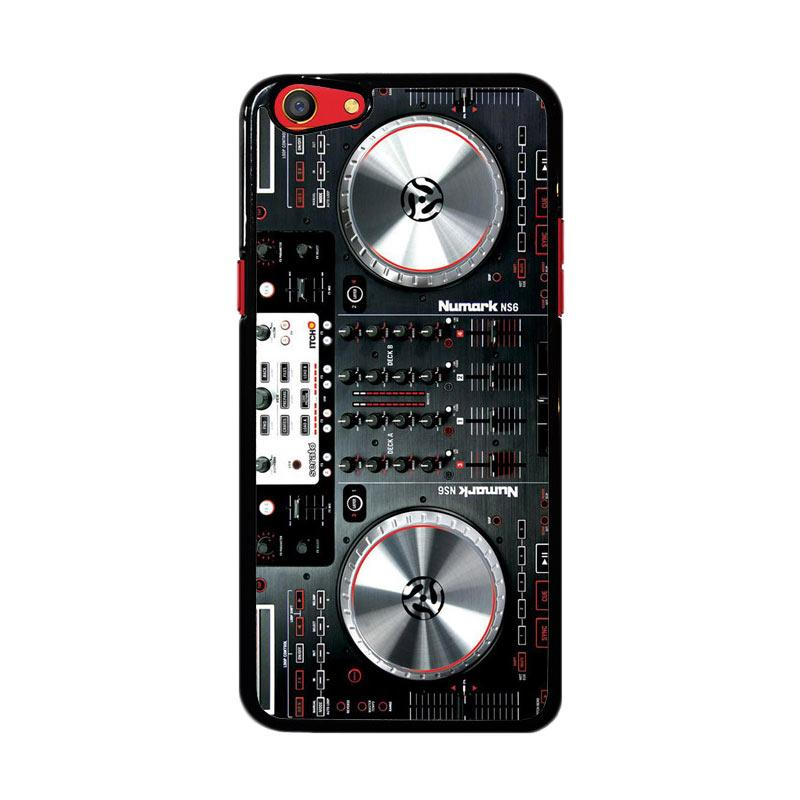 harga Flazzstore Digital Mixer Dj Turntable Electronic Music F0362 Custom Casing for Oppo F3 Plus Blibli.com