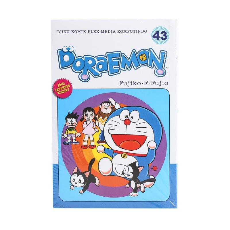 harga Elex Media Komputindo Doraemon 43 Buku Komik [204149137/ Terbit Ulang] Blibli.com