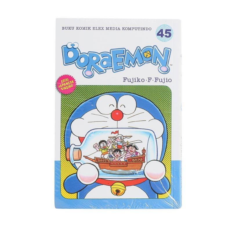 Elex Media Komputindo Doraemon 45 Buku Komik [204181756/ Terbit Ulang]