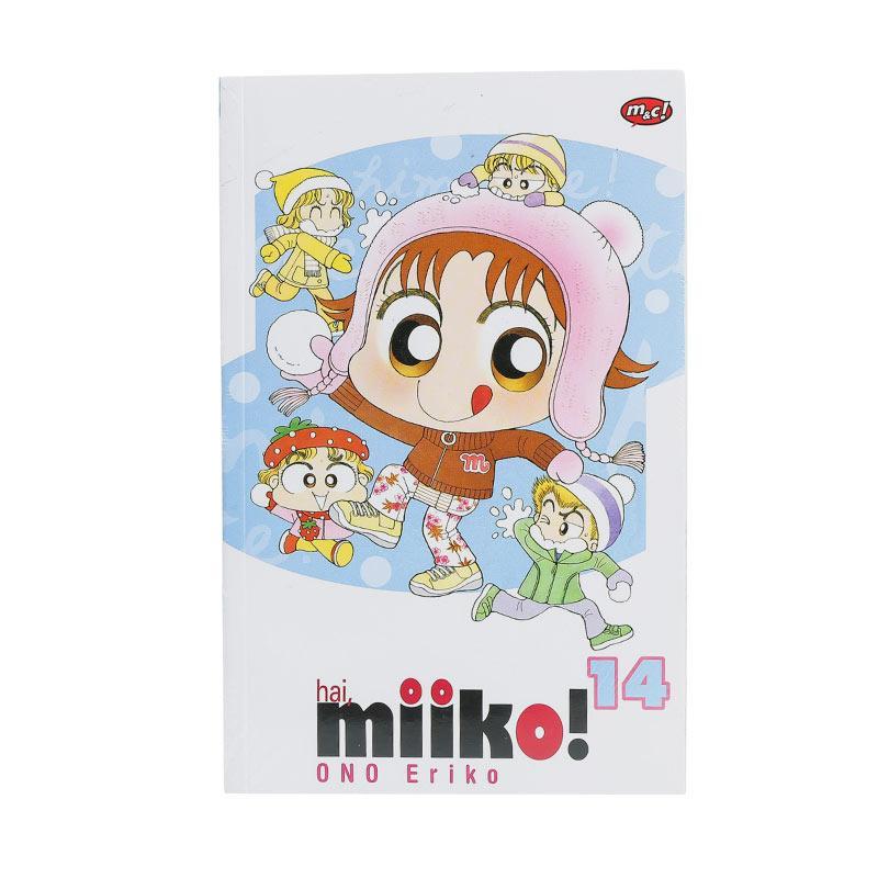 harga M&C Hai Miiko 14 200034741 by Ono Eriko Buku Komik Blibli.com