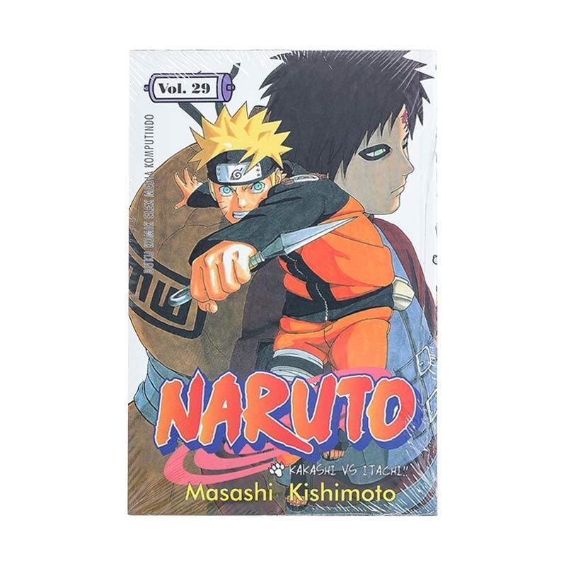 Elex Media Komputindo Naruto 29 200012710 by Masashi Kishimoto Buku Komik