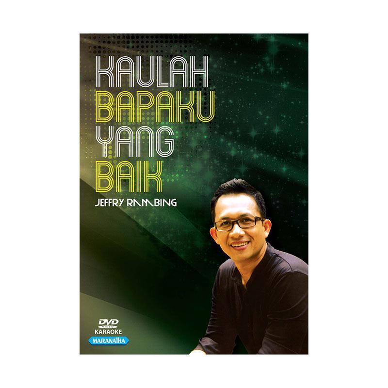 harga Maranatha Records DVDM-926A Jeffry Rambing Kaulah Bapaku Yang Baik DVD Rohani Blibli.com