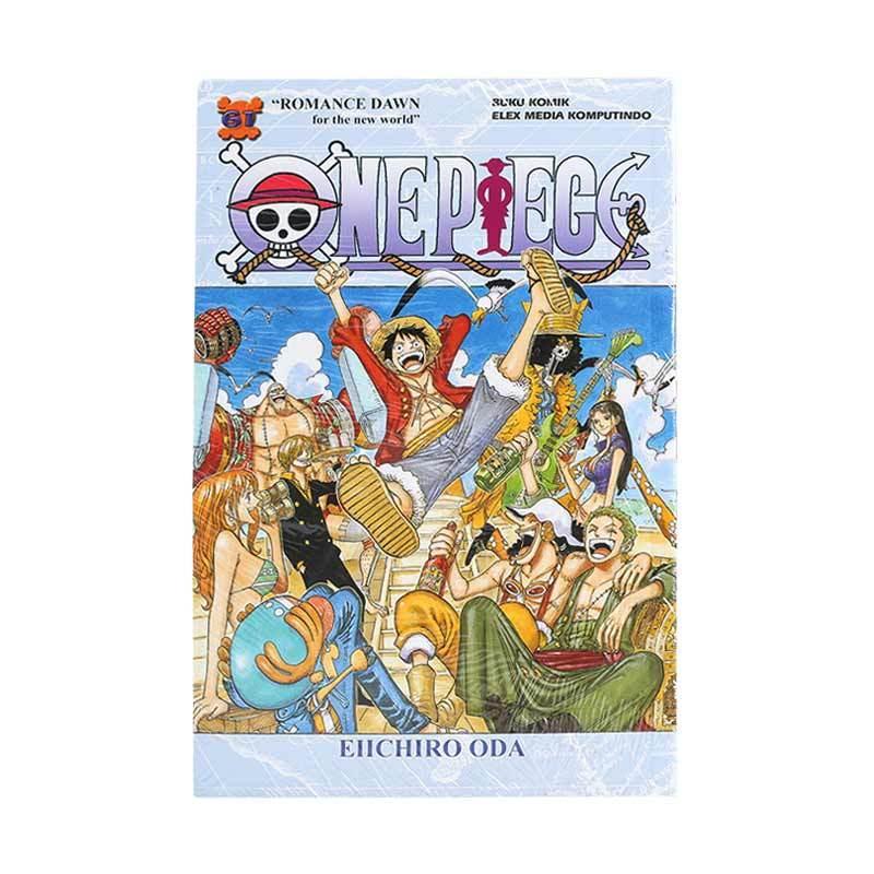 Elex Media Komputindo ONE PIECE 61 Buku Komik [201337667]
