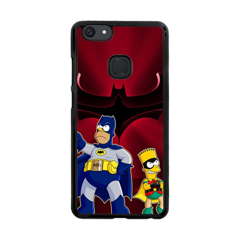 Flazzstore The Simpsons Batman Robin Z3321 Custom Casing for Vivo V7