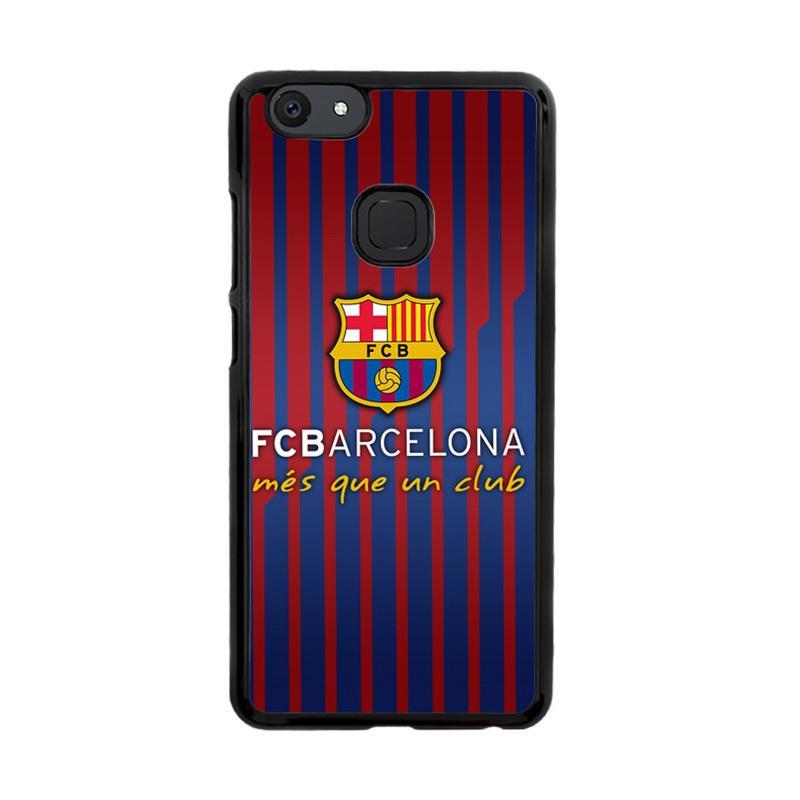 Flazzstore FC Barcelona - Mes Que Un Club O0441 Custom Casing for Vivo V7