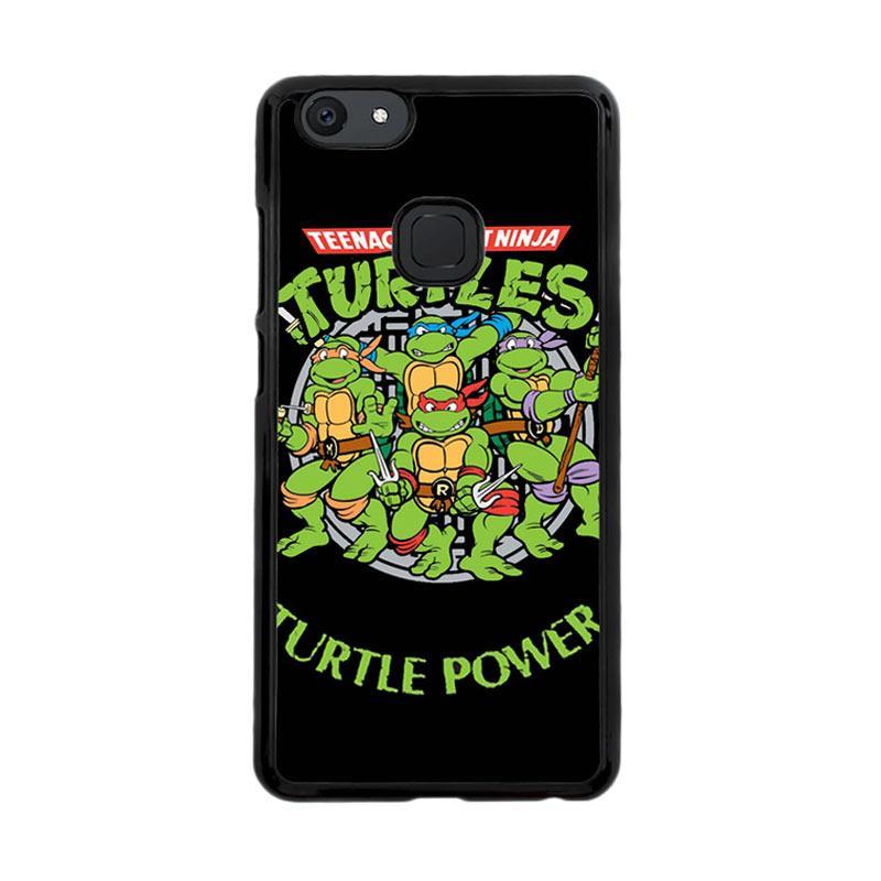 Flazzstore Teenage Mutant Ninja Turtles Tmnt Heroes Cartoon F0230 Custom Casing for Vivo V7