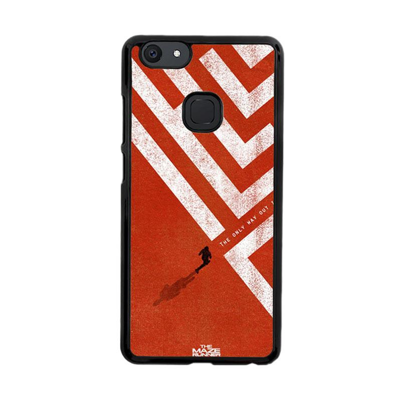 Flazzstore The Maze Runner The Only Way Out Is Within Z0695 Custom Casing for Vivo V7