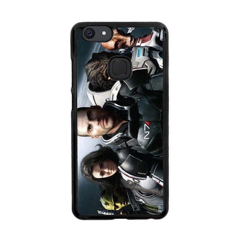 Flazzstore Mass Effect 2 Grunt Z1313 Custom Casing for Vivo V7