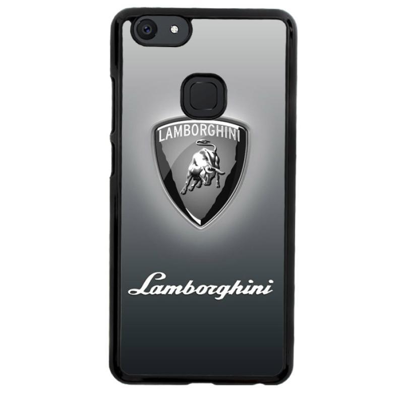 Flazzstore Lamborghini Logo Z4786 Custom Casing for Vivo V7