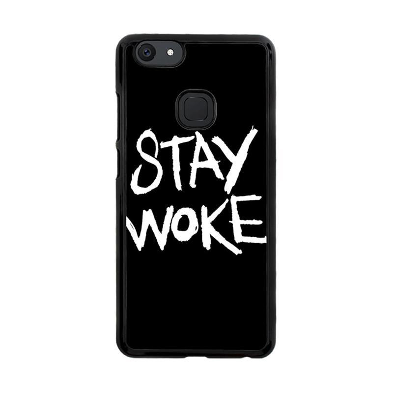 Flazzstore Stay Woke Z4826 Custom Casing for Vivo V7