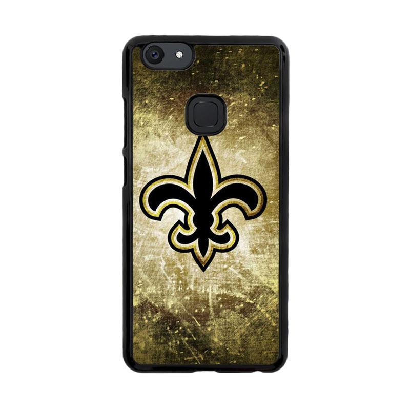 Flazzstore New Orleans Saints Gold Z4895 Custom Casing for Vivo V7