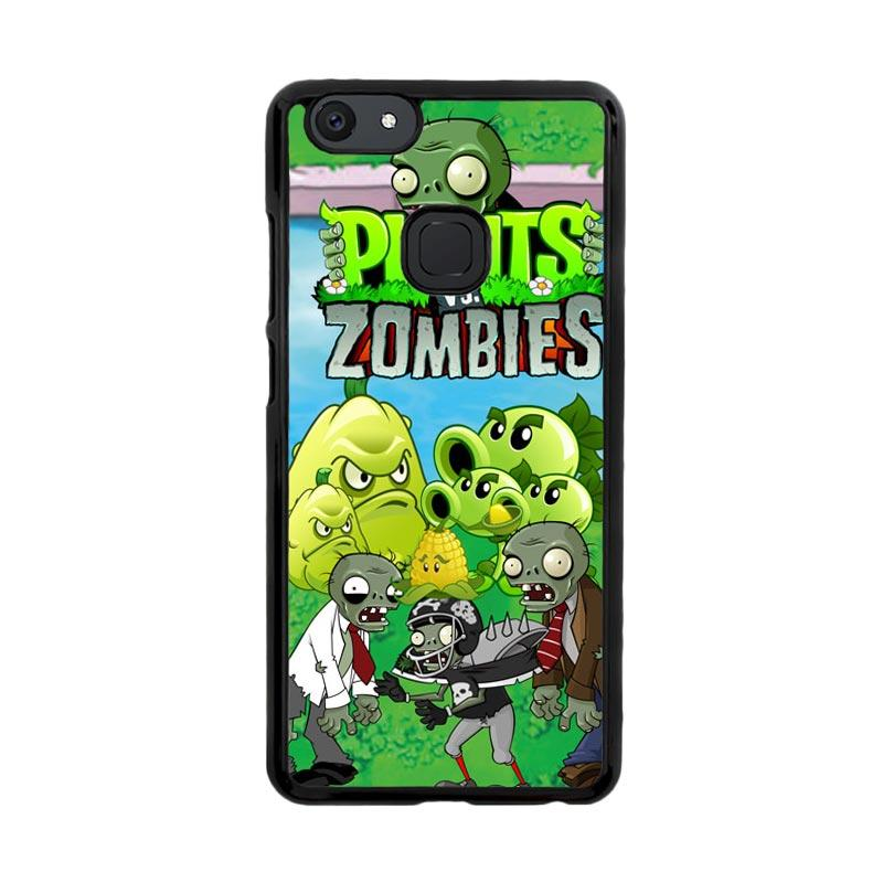 Flazzstore Plants Zombie D125 Custom Casing for Vivo V7