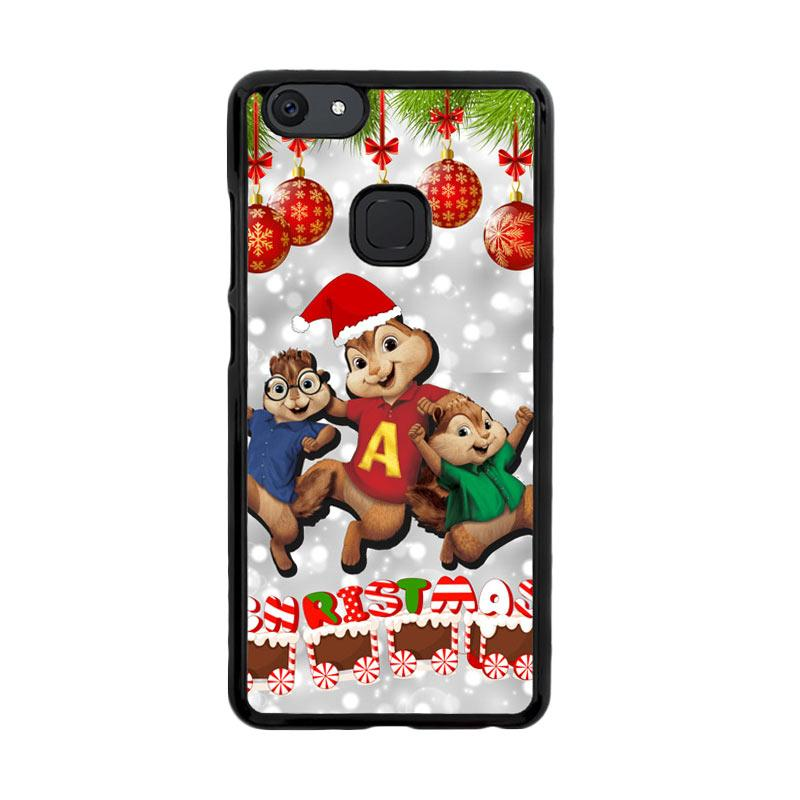 Flazzstore Alvin And The Chipmunks And The Chipettes D0268 Custom Casing for Vivo V7